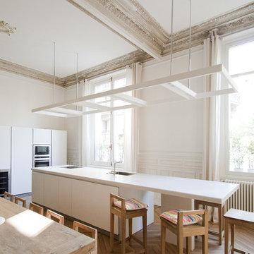 APPARTEMENT LUXEMBOURG - PARIS 75006 - 214 m²
