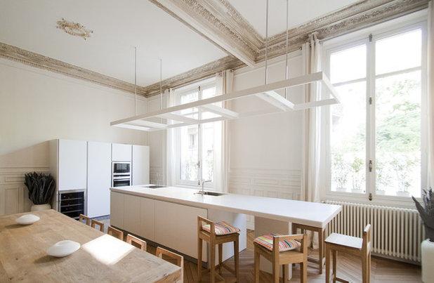 Contemporain Cuisine by Feld Architecture
