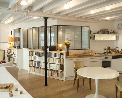 Cuisine photos et id es d co de cuisines for Deco cuisine contemporaine