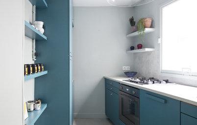 20 astuces de rangement pour optimiser une petite cuisine