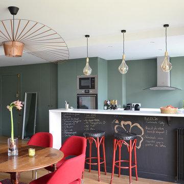 Appartement - Paris 15 / 90 m²