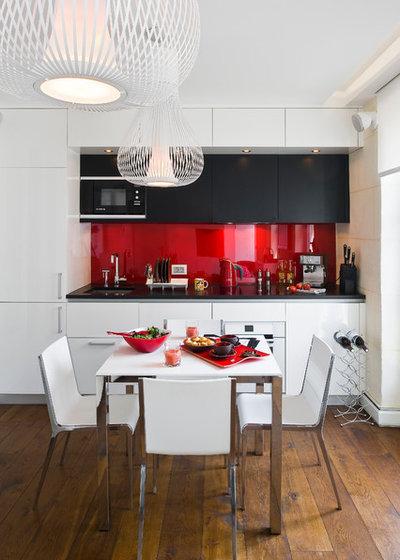 Comment utiliser le blanc laqué en cuisine ?