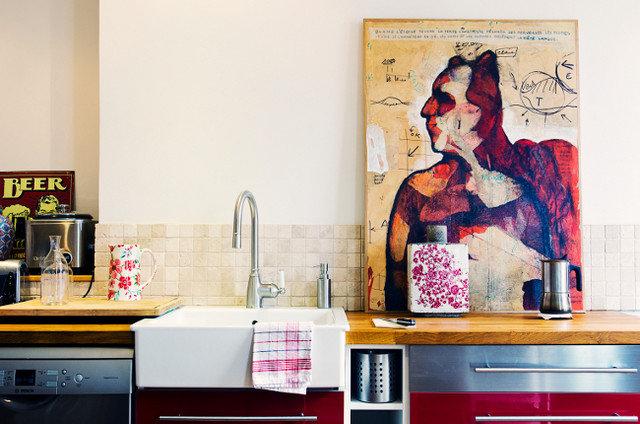 Torchon de cuisine design torchon cuisine design rouge for Seche torchon cuisine