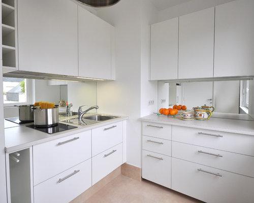 Petite cuisine moderne : Photos et idées déco de cuisines
