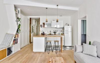 Visite Privée : Une rénovation inspirée du style lagom suédois