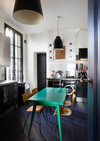 コンテンポラリー キッチン by Sarah Lavoine - Studio d'architecture d'intérieur