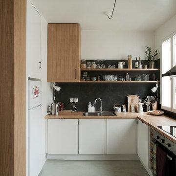 Appartement Passage de la Fonderie