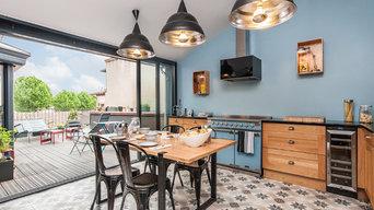 Appartement personnel - La Cuisine