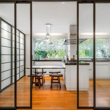 Appartement rénové par architecte