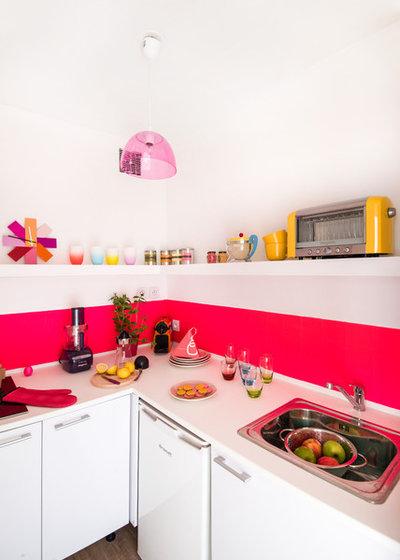 Современный Кухня by Judith Mathon / Diagnostic Déco