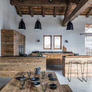 Ideas para cocinas | Fotos de cocinas rústicas en Grenoble