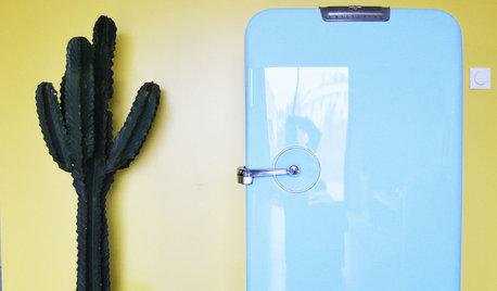 Вопрос: Куда поставить холодильник на кухне