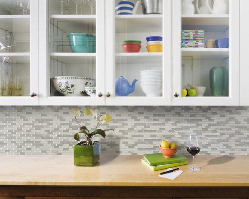 Poser un carrelage mural adh sif pour la cuisine for Adhesif mural