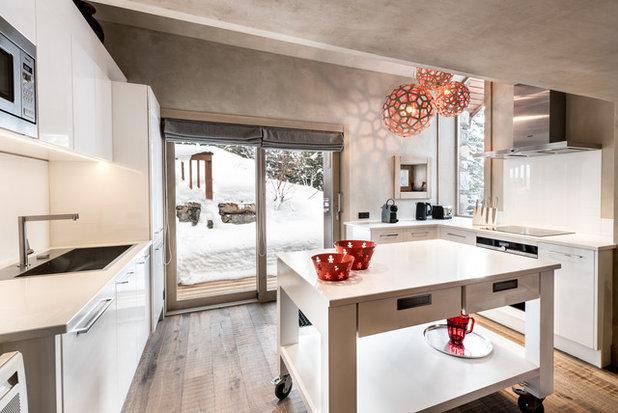 Рустика Кухня by Agence Amevet - AmDeCo