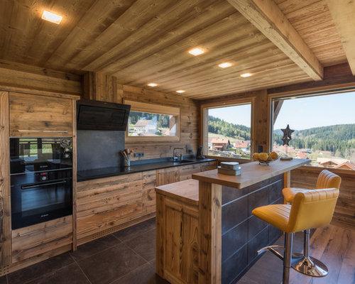 cuisine chalet montagne deco chalet montagne idees inspirantes deco cuisine montagne with. Black Bedroom Furniture Sets. Home Design Ideas