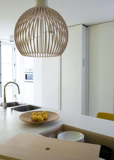 Moderno Cocina by Kalblempereur
