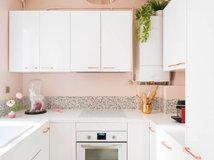 Comment aménager une petite cuisine en longueur ?