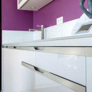 Clichy - un appartement coloré
