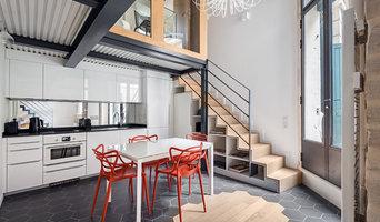 Conception d'un Duplex - Paris 8e