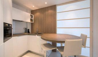 Conception et installation d'une cuisine à Cannes