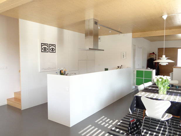 Scandinave Cuisine by ballast architectes