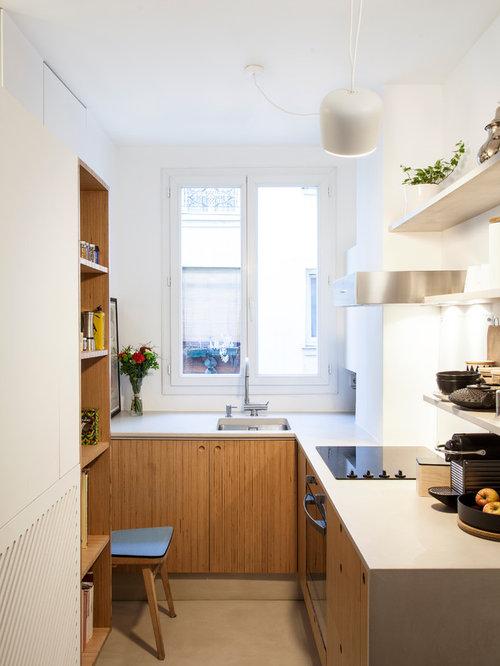 Cuisine contemporaine photos et id es d co de cuisines for Decoration de cuisine contemporaine