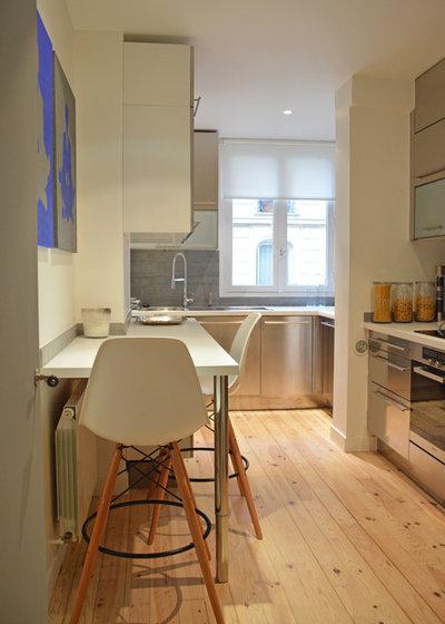 Quel parquet pour une cuisine cuisine d exterieur en for Quelle couleur de credence pour une cuisine grise