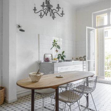 cuisine appartement rue Paradis, Marseille
