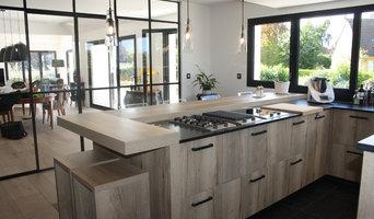 les 15 meilleurs concepteurs et r novateurs de cuisine sur gisors houzz. Black Bedroom Furniture Sets. Home Design Ideas