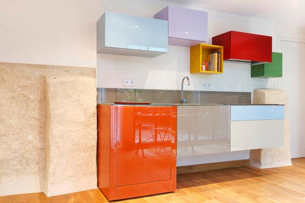 Contemporáneo Cocina by Arlydesign