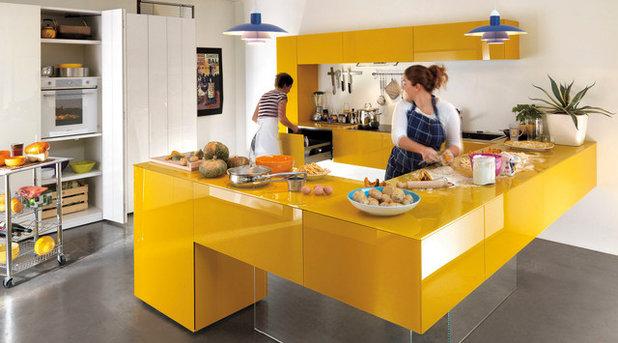 Contemporary Kitchen by DECORATION & JARDIN
