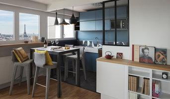 Cuisine Dans Appartement Parisiens