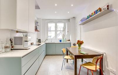 Tout ce qu'il faut savoir pour aménager une cuisine en L