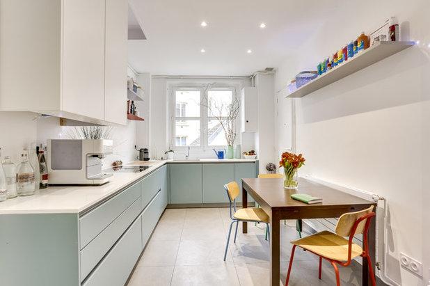 Comment aménager une cuisine en L ?
