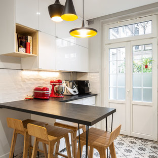 Cuisine et salle de bain rénovées avec style