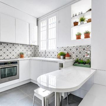 Cuisine familiale au coeur de Paris