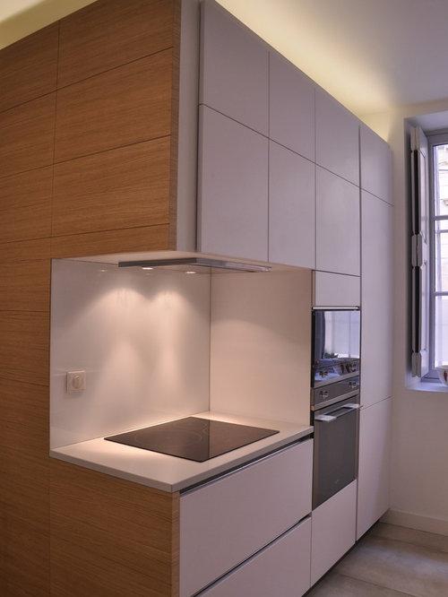 Ideas para cocinas   Fotos de cocinas con salpicadero de azulejos de ...