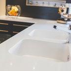 duhesme contemporary kitchen paris by g raldine lafert. Black Bedroom Furniture Sets. Home Design Ideas