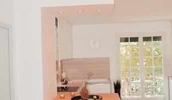 Décorateurs Et Stylistes DIntérieur Lyon - Formation decorateur interieur avec petit fauteuil moutarde