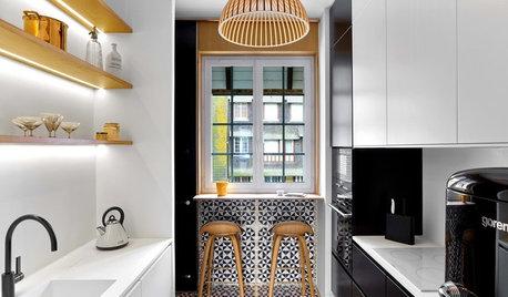 Только фото: 27 кухонь, где все дело — в орнаментах