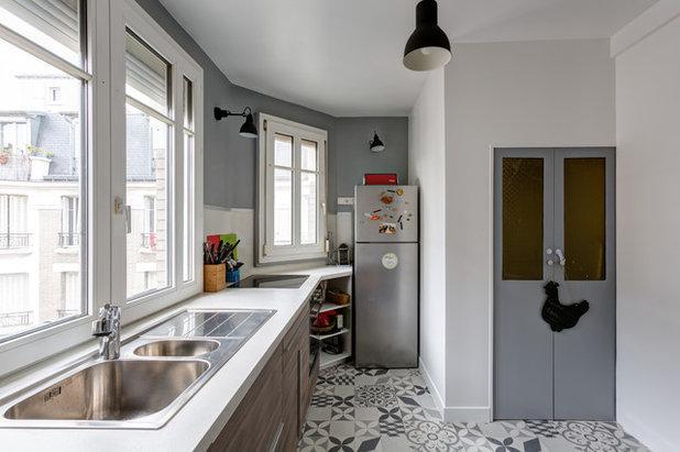 Contemporain Cuisine by Mon Concept Habitation   Paris, Lille, London