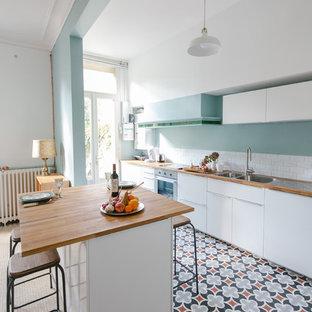 Cuisine-séjour / échoppe Bordeaux