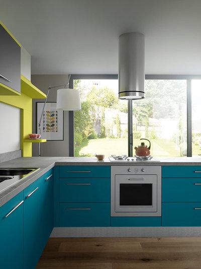 couleur d 39 t le bleu maya la fois ancestral et contemporain. Black Bedroom Furniture Sets. Home Design Ideas