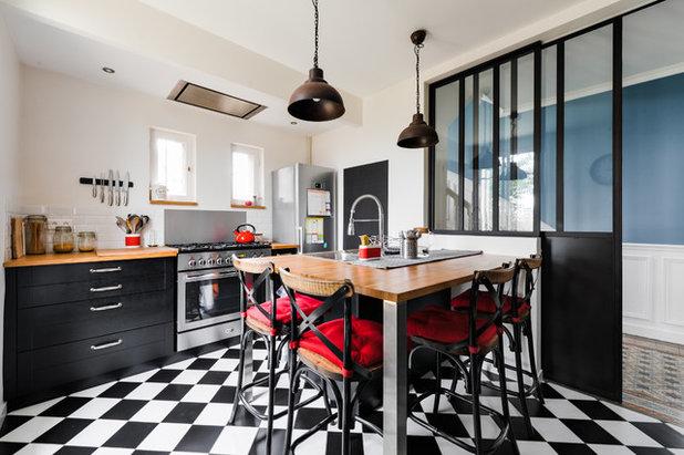 Industriel Cuisine by Raison Home by D-MESURE