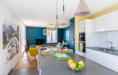 Avant/Après : À Bordeaux, un appart neuf de 80 m² personnalisé