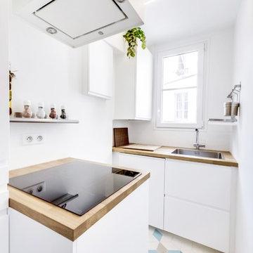 Douai (cuisine) réalisation
