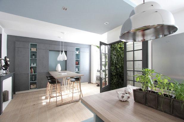 Küchenfront Bekleben Folie | Die schönsten Einrichtungsideen