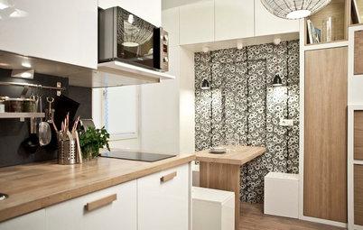 Kleine Räume einrichten: Die besten Experten-Tipps