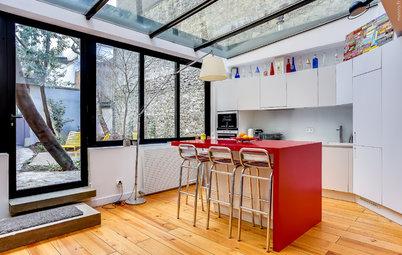 Architecture : Une extension douillette pour s'ouvrir vers l'extérieur