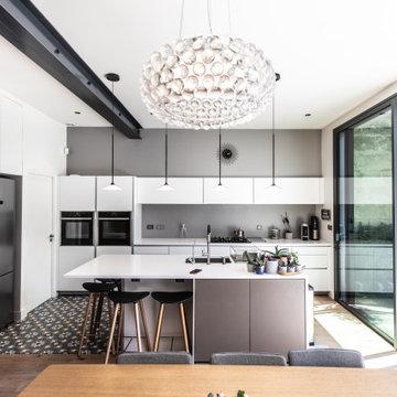 Extension / Rénovation de maison bourgeoise